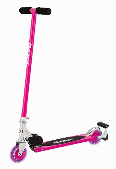 Razor S Spark Løbehjul - Pink