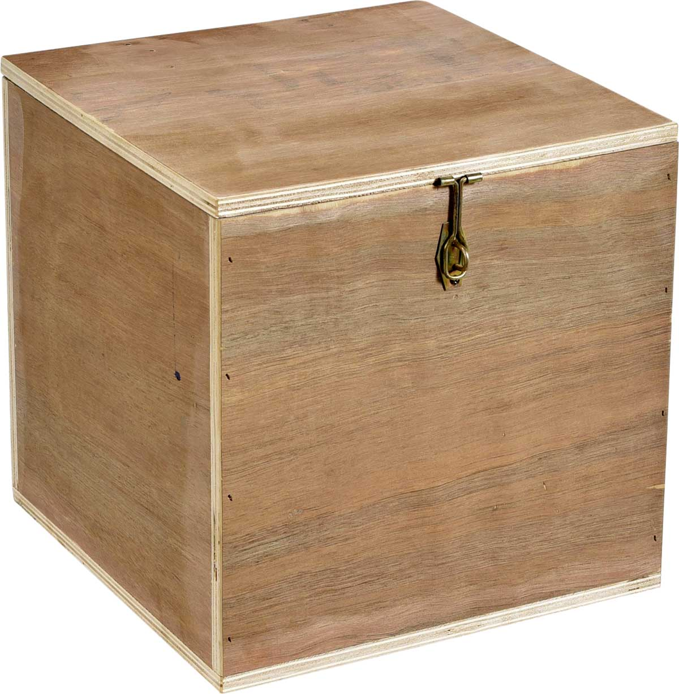 TRADEMARK LIVING kasse - genbrugstr, m. lg (30x30)
