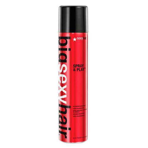 Big Sexy hair, Spray and Play Hairspray 300 ml