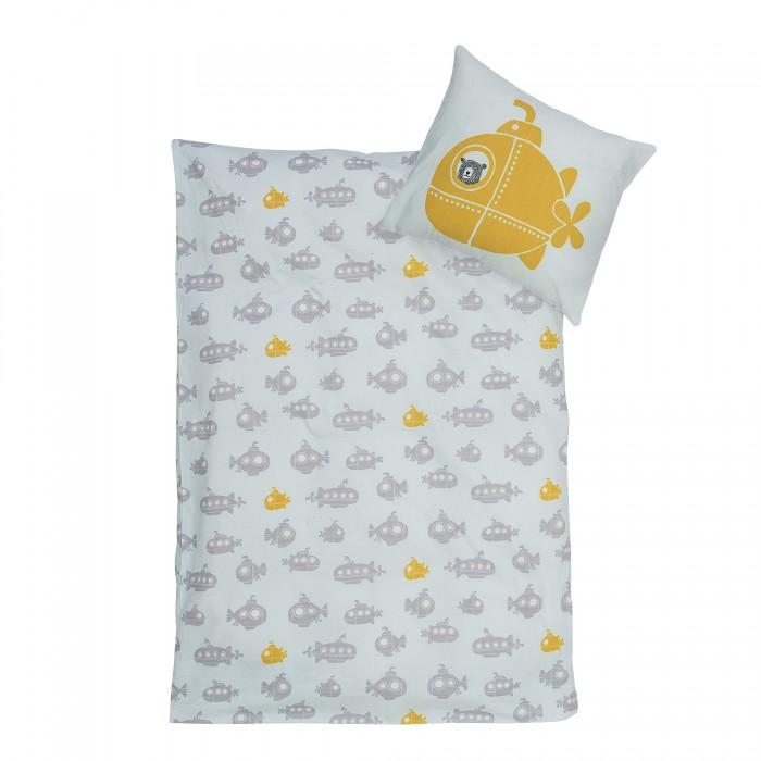 Jonnah sengetøj og net taske (80x100)