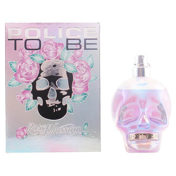 Dameparfume To Be Rose Blossom Police EDT