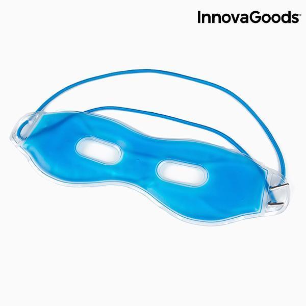 InnovaGoods Afslappende Gel Øjenmaske