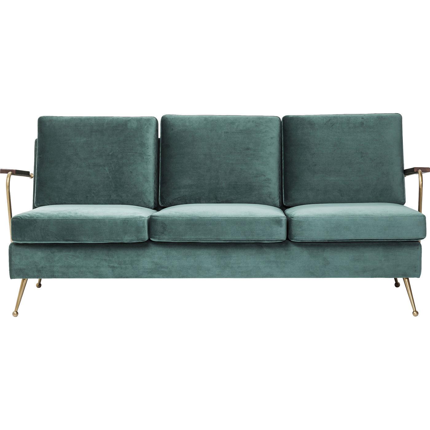 KARE DESIGN Gamble 3 pers. Sofa