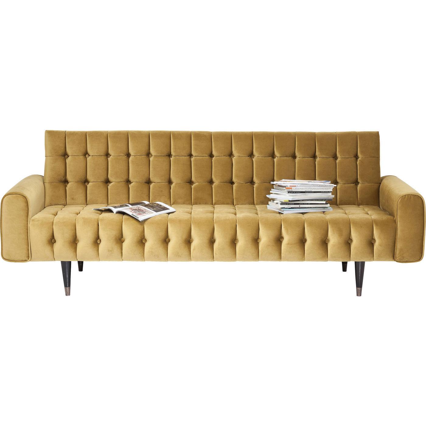KARE DESIGN Milchbar Honey 3 pers. Sofa