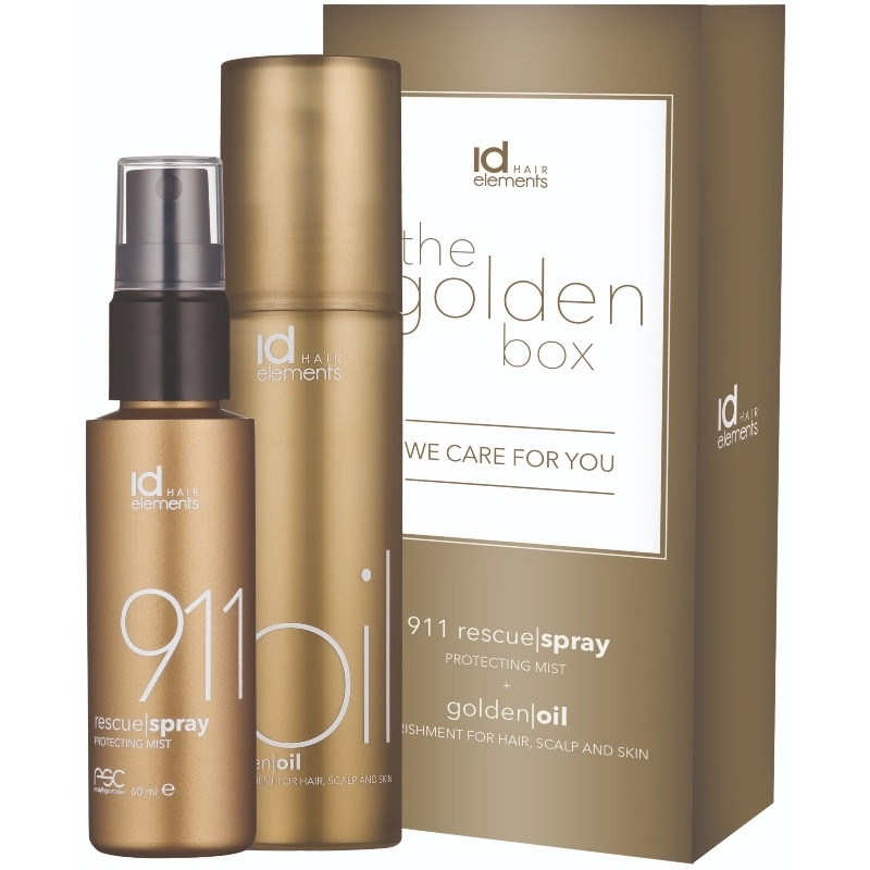 Id Hair Elements The Golden Box (Limited Edition)