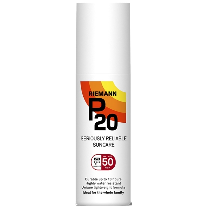 P20 Riemann Sun Protection Spray SPF 50 - 200 ml