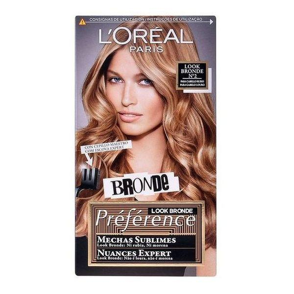Permanent Farve Preference Mechas Sublimes L'Oreal Expert Professionnel