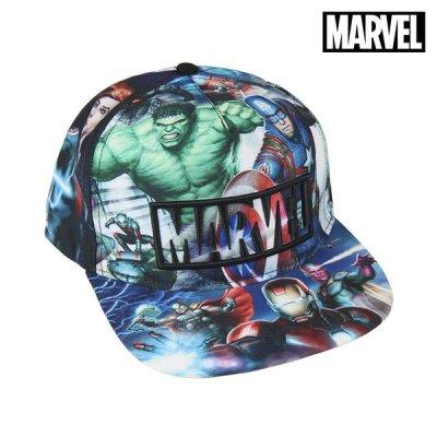 Avengers Superhelte Kasket - Barn - 58 Cm