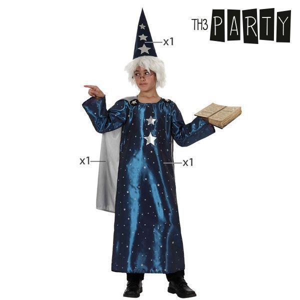 Kostume til børn 7941 Tryllekunster mand