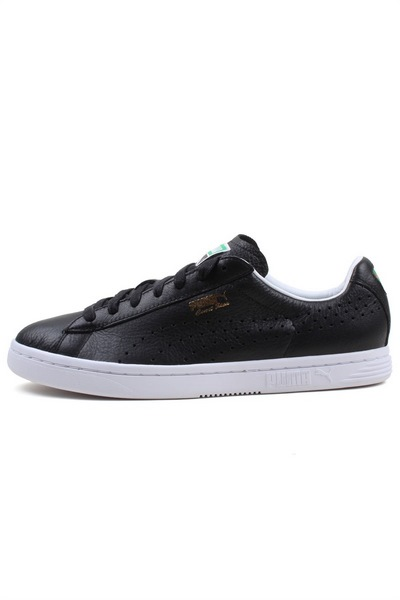 Puma Court Star Sko Black