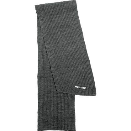 Resteröds Unisex Knitted Halstørklæde grå