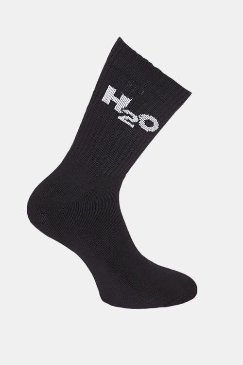 H20 3-Pack Sock Black