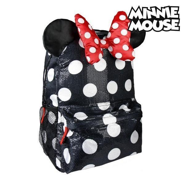 Skoletaske Minnie Mouse 1940 Sort