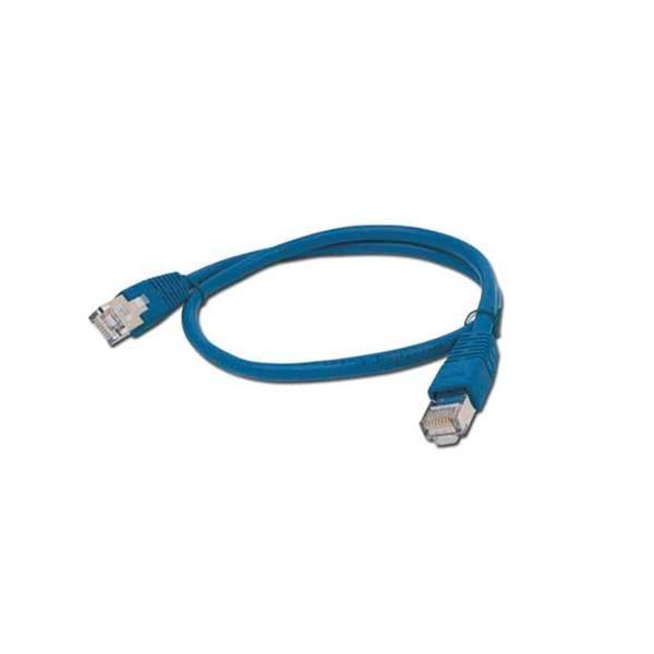 CAT 5e UTP kabel iggual IGG310526 5 m Blau