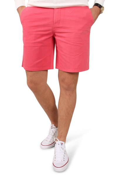 Solid Braham Shorts Holly Berry