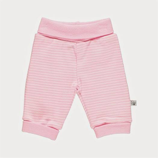 Præmatur bukser, Lyserød, str. 32 cm - Pippi