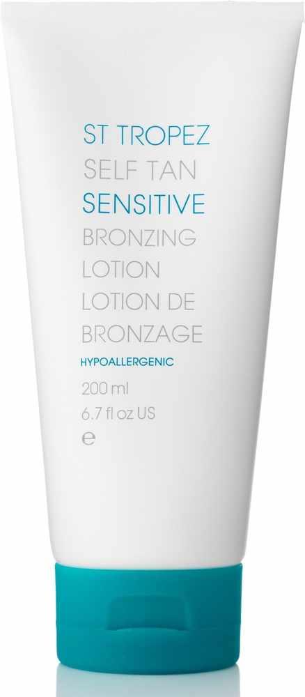 St. Tropez Self Tan Sensitive Bronzing Lotion 200 ml