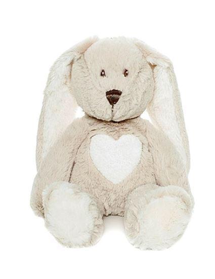 Bamse Teddy Cream Kanin 24 cm - Teddykompaniet