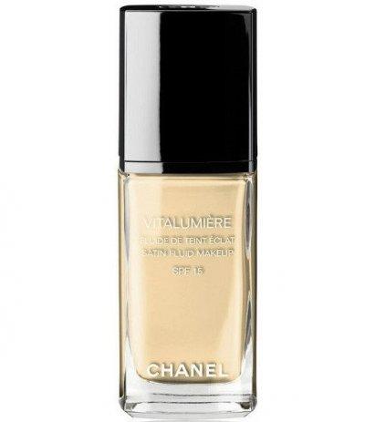 Chanel Foundation - Vitalumiere Flydende Spf15 - 20 Clair Cameo 30 Ml