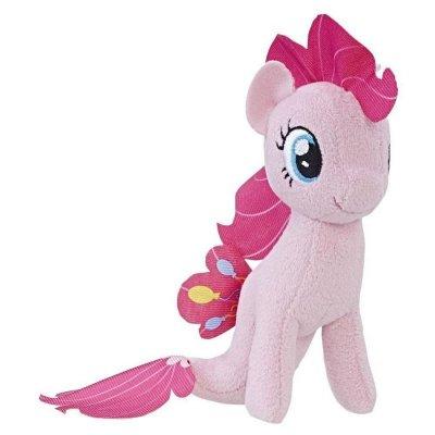 My Little Pony - Pinkie Pie Blød Plysdukke - Friendship Is Magic - 26Cm