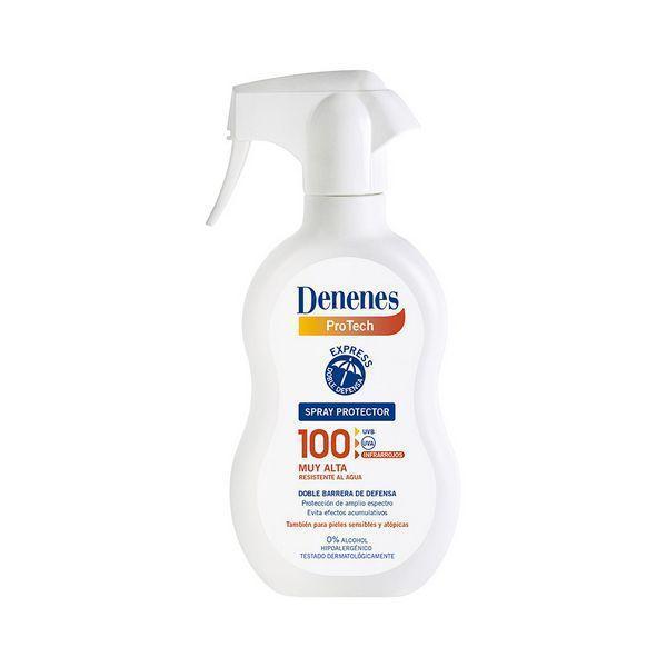 Solcreme spray Spf 100 Denenes 5550