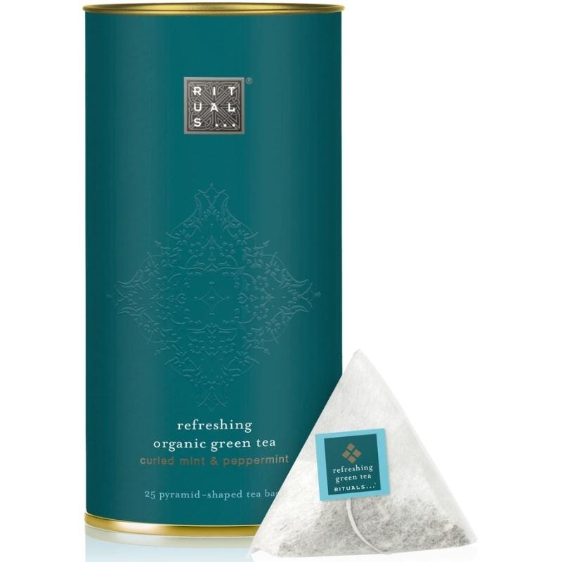 RITUALS Hammam Organic Curled Mint & Peppermint Green Tea 25 Pcs.