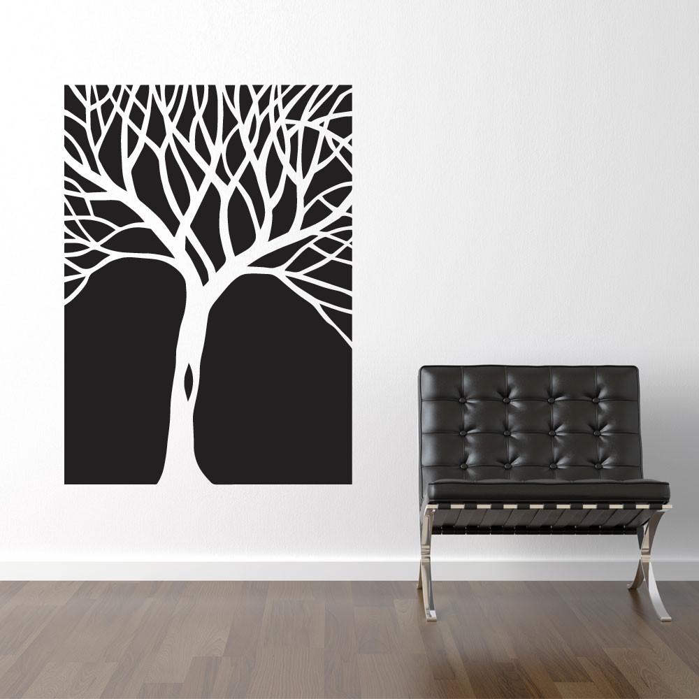 Træ kontrast
