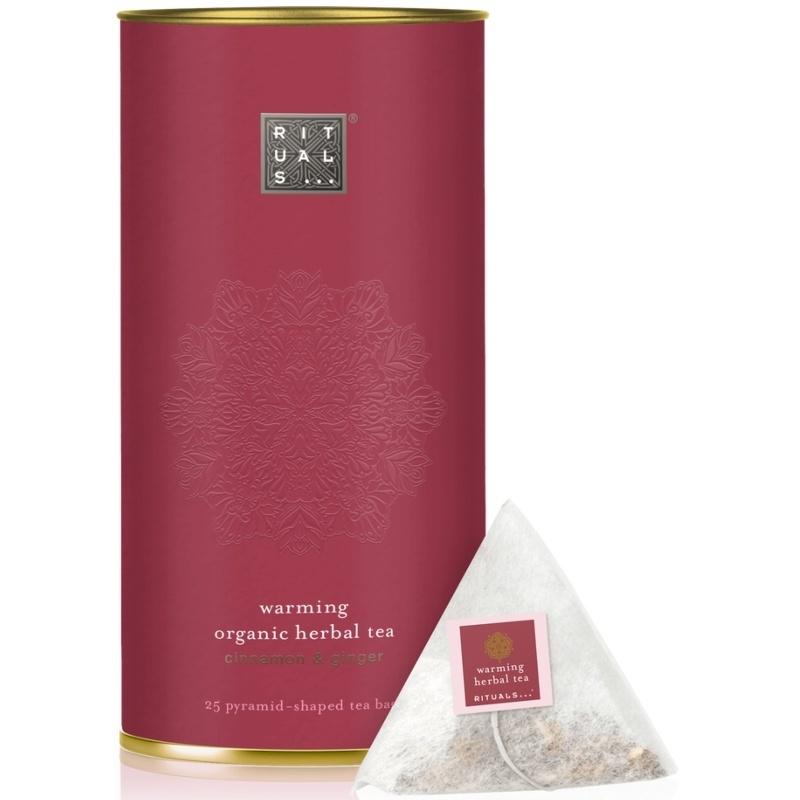 RITUALS Ayurveda Organic Herbal Cinnamon & Ginger Tea 25 Pcs.