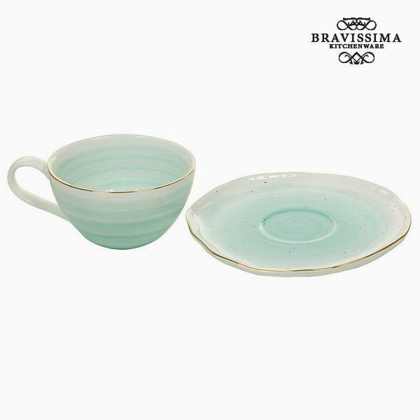Kop og tallerken 250 ml - Queen Kitchen Samling by Bravissima Kitchen