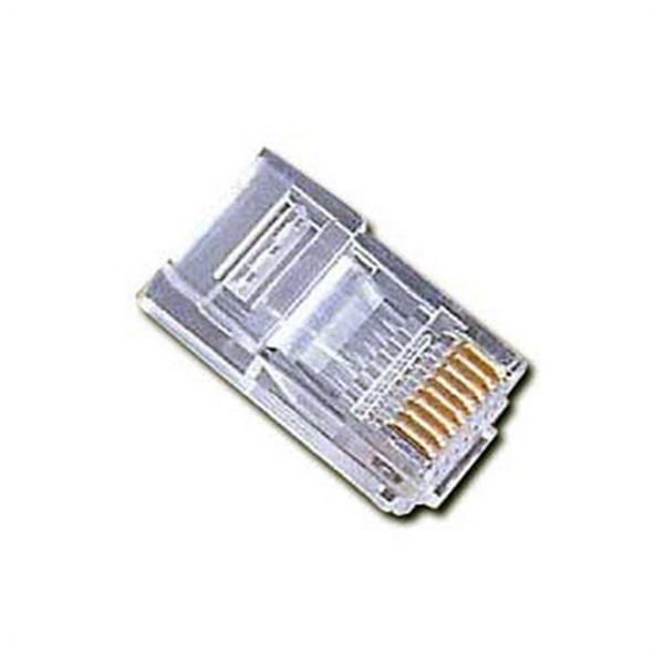 Kategori 6 UTP RJ45 stik iggual PSIPLUG3UP6/5(50) (50 pcs)