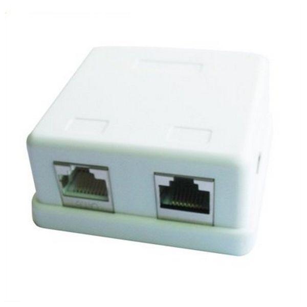 Netværksforbindelsesboks iggual PSINCAC-FS-SMB