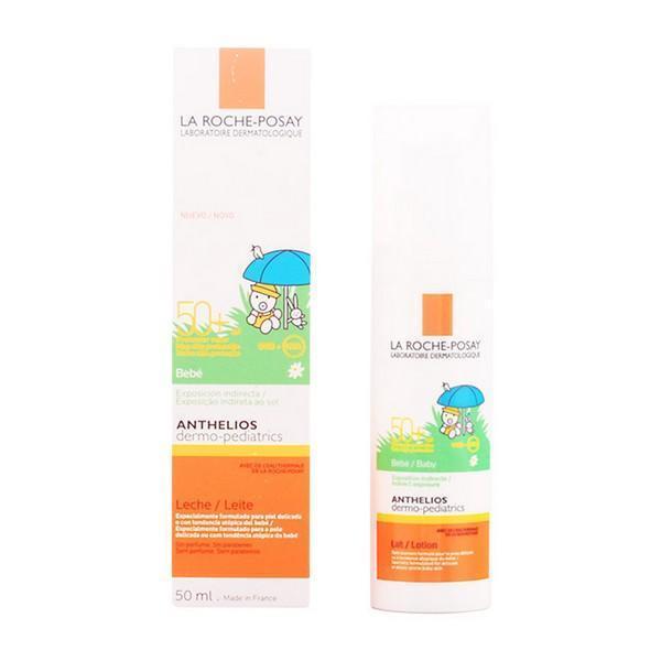 Solcreme til børn Anthelios Dermopediatric La Roche Posay Spf 50 (50 ml)