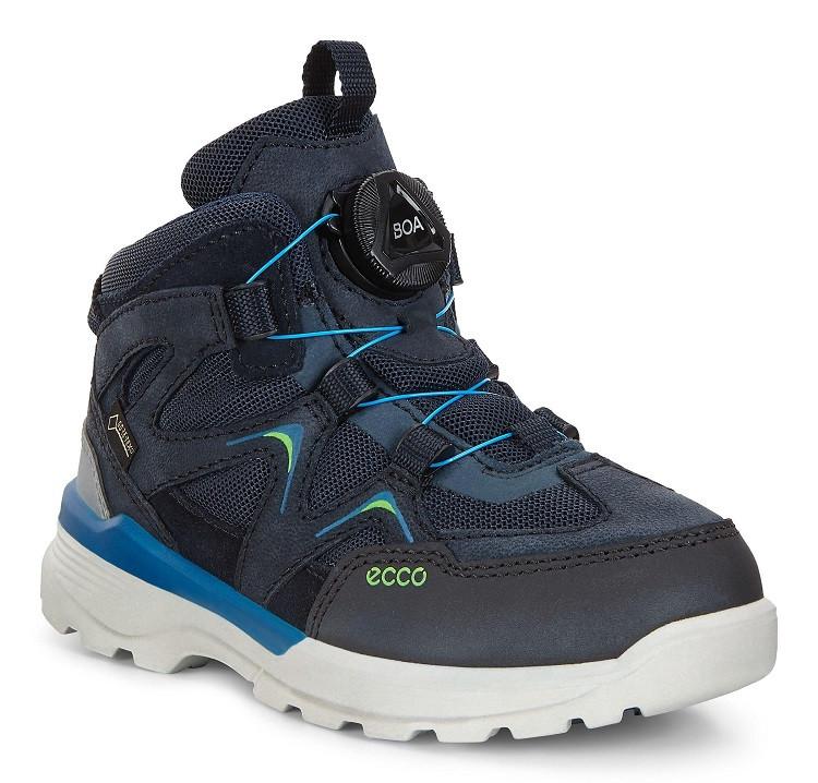 Ecco Urban Hiker Gore-tex Vinterstøvler Børn - Navy