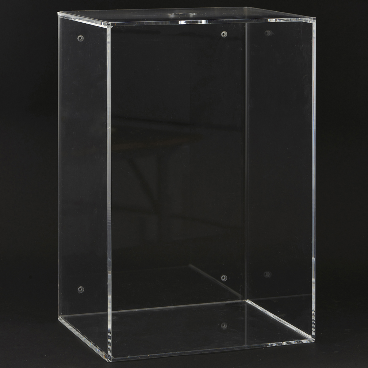 HOUSE DOCTOR kasse til ophng - akryl (25x45x30)