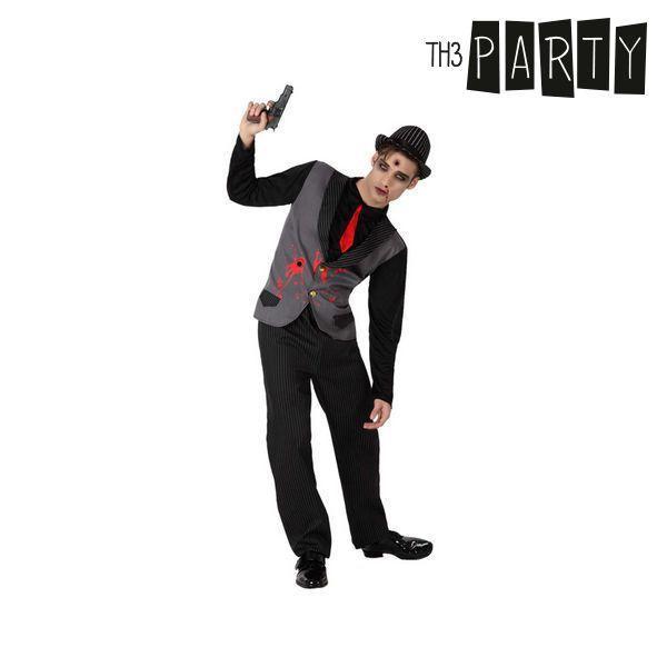Kostume til voksne Død mafia boss mand