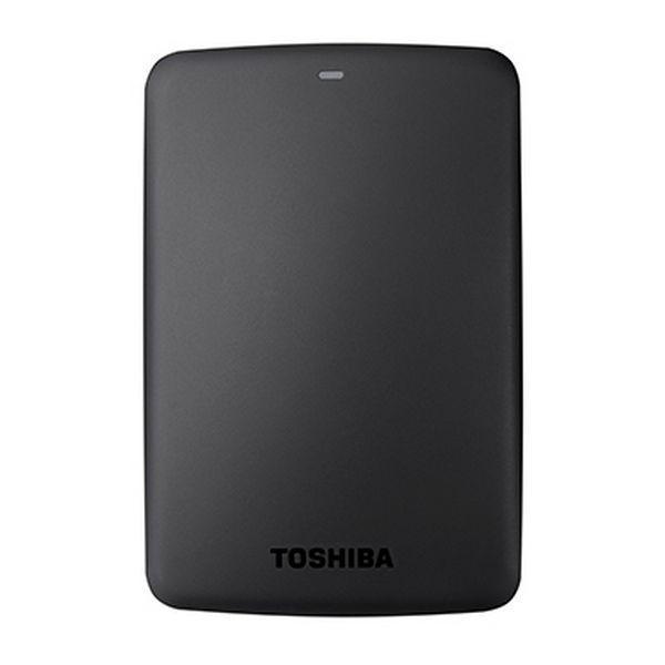 Harddisk Toshiba HDTB310EK3AA Canvio Basic 1 TB Sort