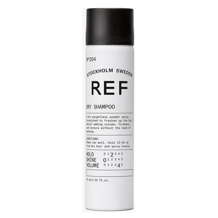 REF. 204 Dry Shampoo 75 ml, rejsestr.