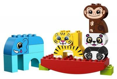 Lego Duplo - Mine Første Vippedyr - 10884