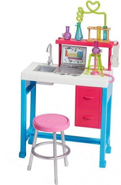 Barbie - Karriere Legesæt - Laboratorie