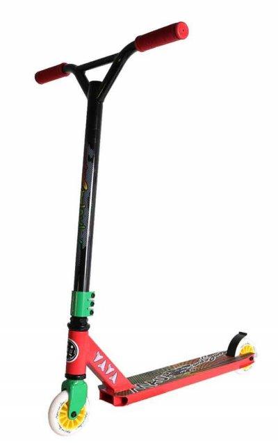 Maui - Twister Gen2 - Trick Løbehjul - Barn - Reggie Sort
