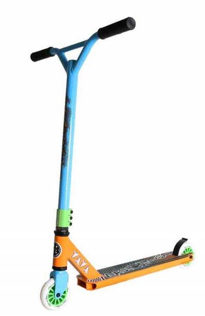 Maui - Twister Gen2 - Trick Løbehjul - Barn - Orange Blå