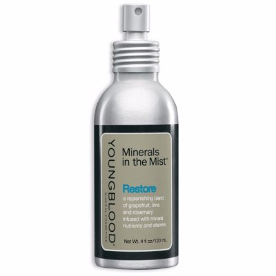 Youngblood - Setting Spray - Minerals In The Mist - Restore 120 Ml