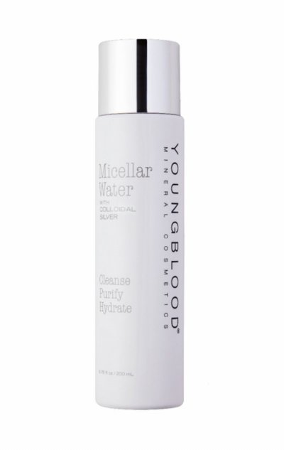 Youngblood - Micellar Vand Med Colloidal Silver 200 Ml