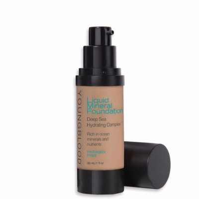 Youngblood - Flydende Mineral Foundation - Suntan