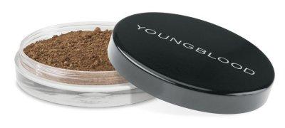 Youngblood - Løs Mineral Foundation - Hazelnut