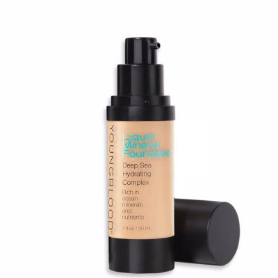 Youngblood - Flydende Mineral Foundation - Bisque
