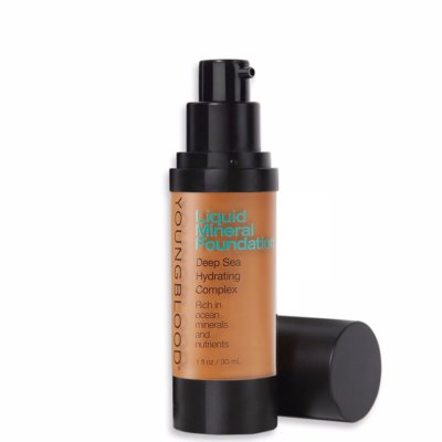 Youngblood - Flydende Mineral Foundation - Cocoa