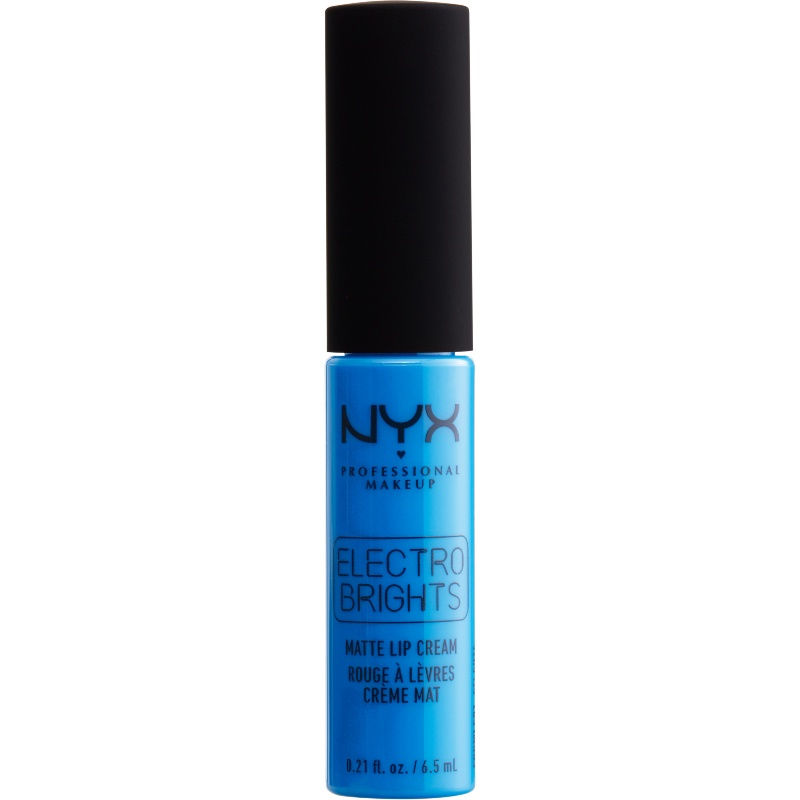 NYX Prof. Makeup Electro Brights Matte Lip Cream 6,5 ml - Tulum