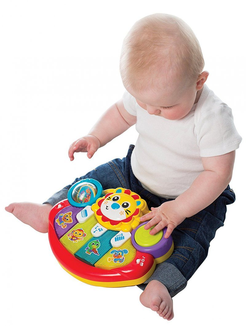 Playgro Jerry's Class - Legetøjsklaver Til Baby