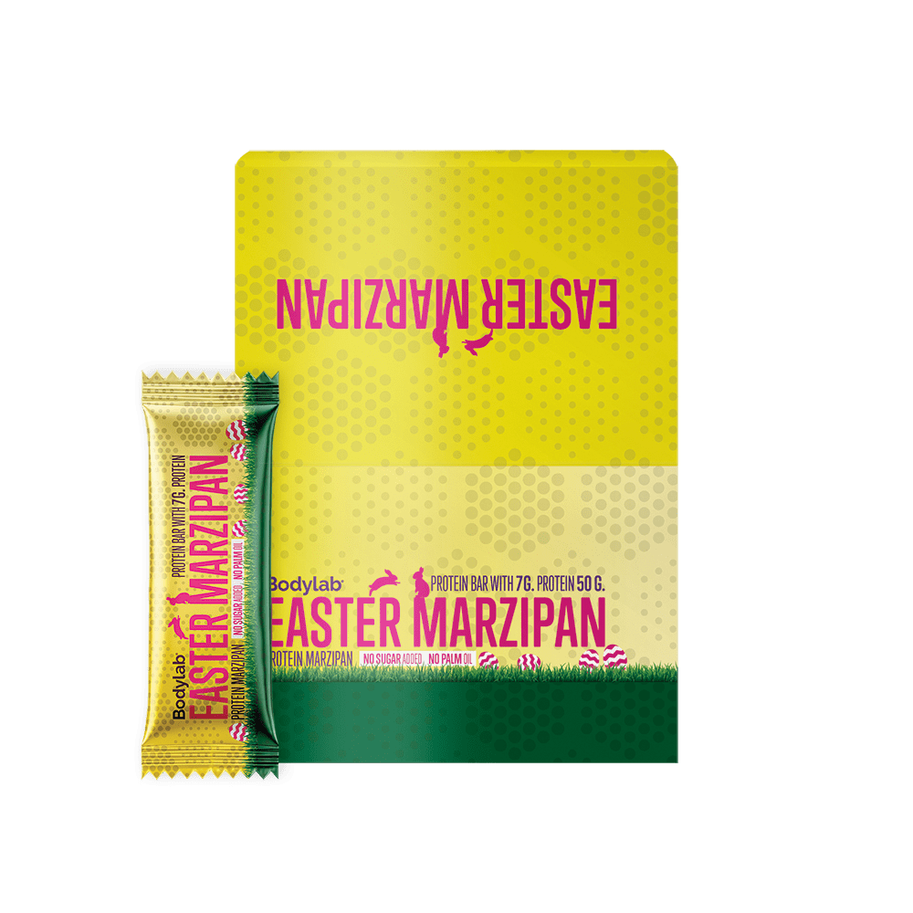 Bodylab Easter Protein Marzipan (12 x 50 g)